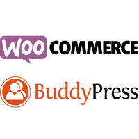 WooCommerce and BuddyPress